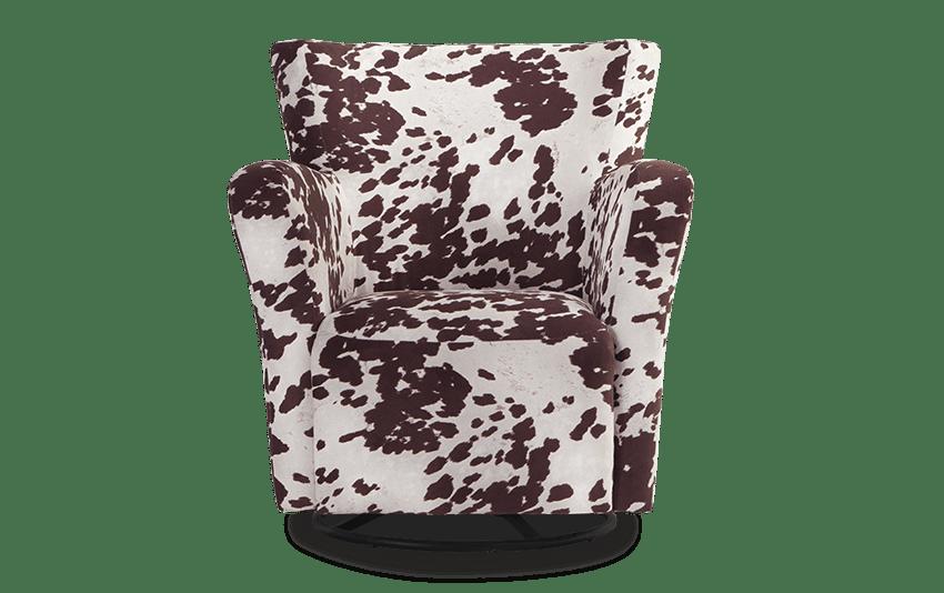 Cowabunga Swivel Chair