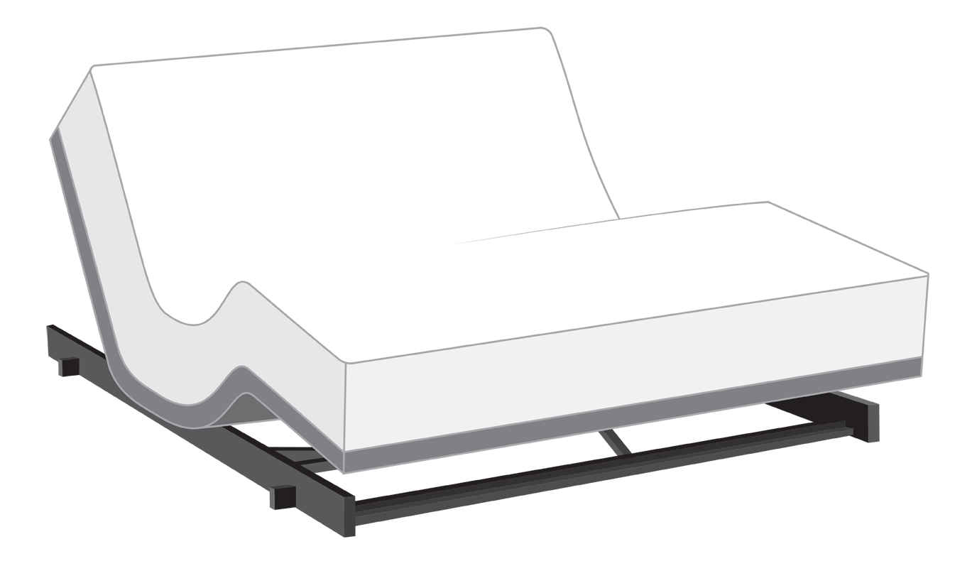 Power Bob Low Rider with Bob-O-Pedic Sky Mattress