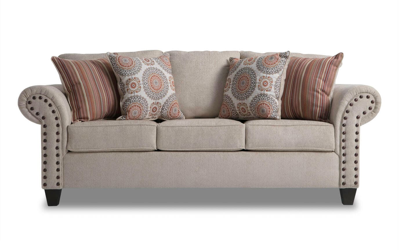 bed off sofa bob sectional buy chaise sleeper bobs s furniture gold used