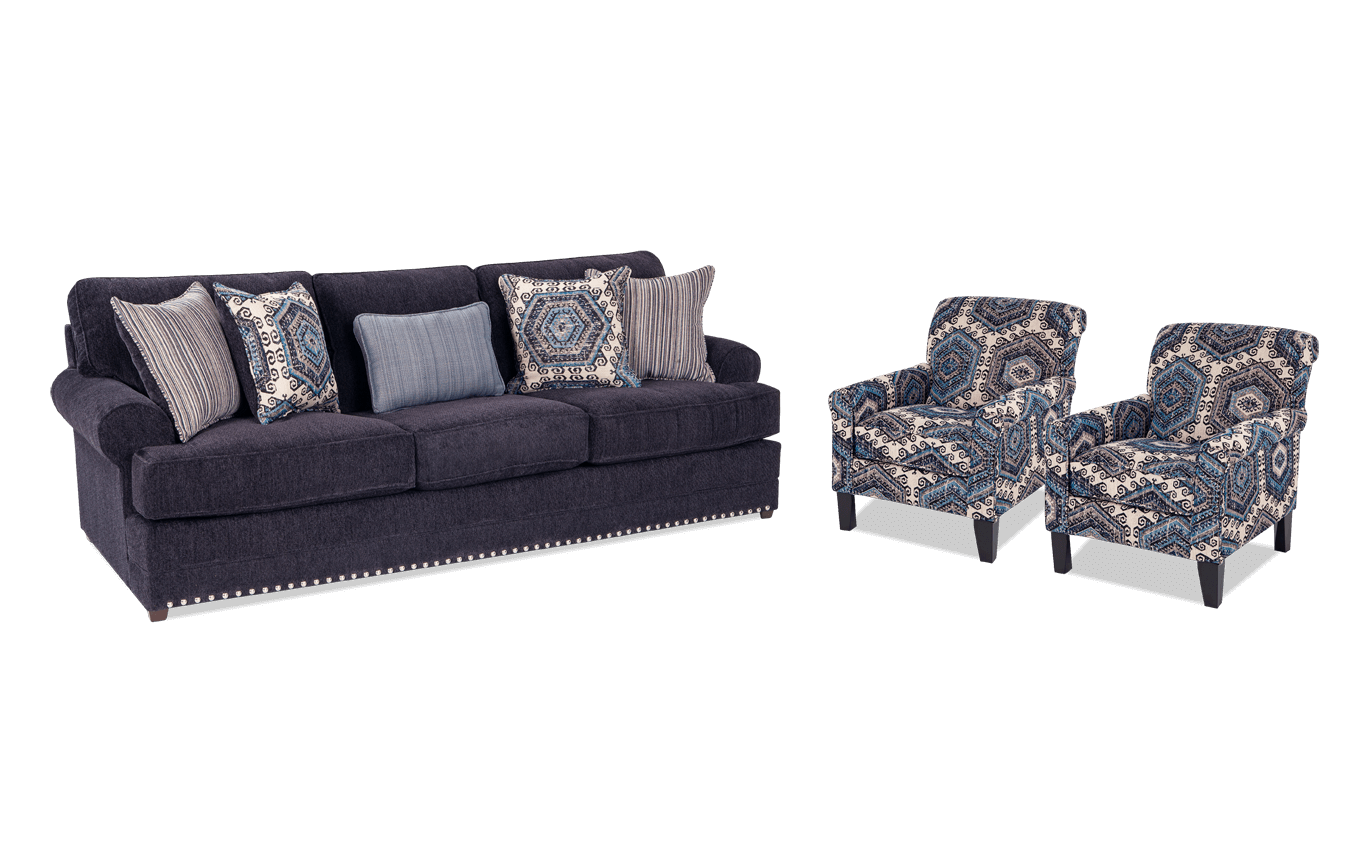 Outstanding Dakota Sofa 2 Accent Chairs Forskolin Free Trial Chair Design Images Forskolin Free Trialorg
