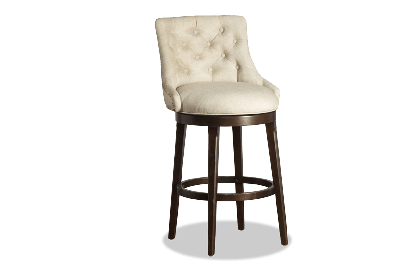 Bella Swivel Bar Stool