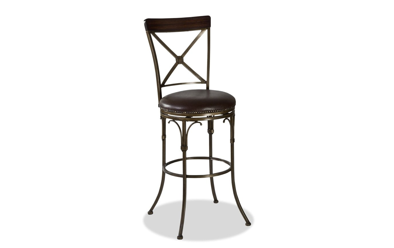 Madison Swivel Bar Stool
