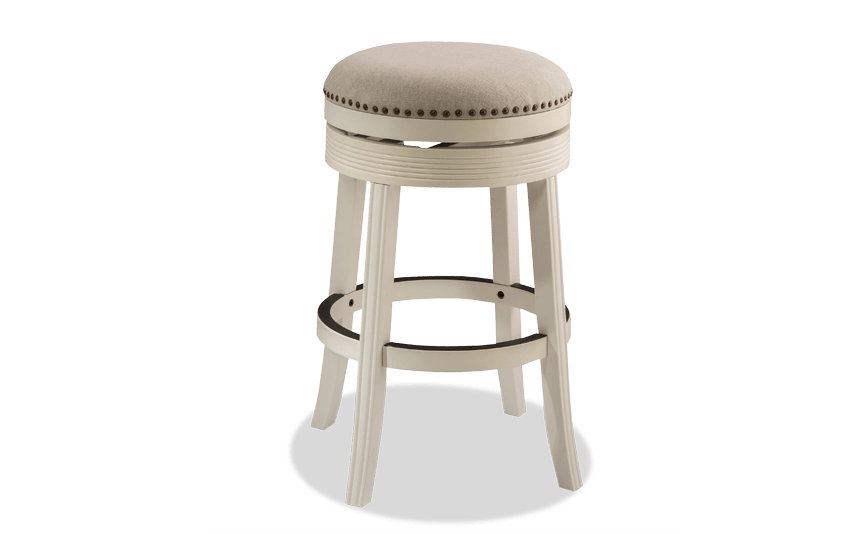 Molly Backless Swivel Bar Stool