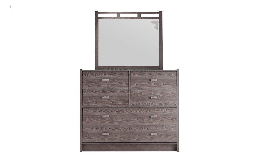 Soho Dresser & Mirror