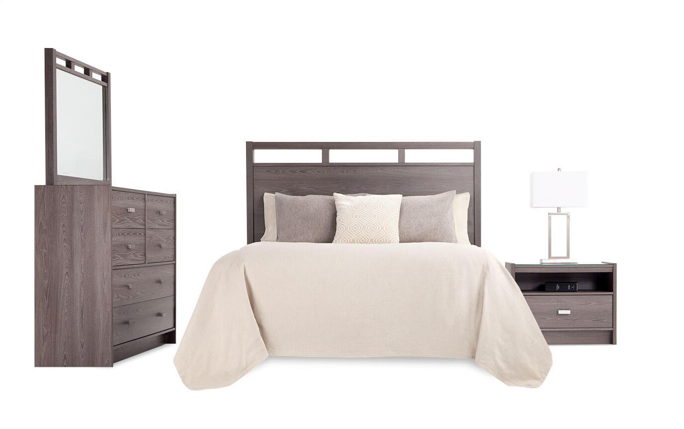 Soho Queen Bedroom Set