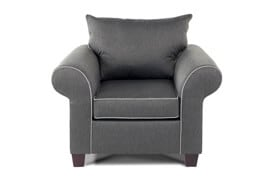Ashton Charcoal Chair