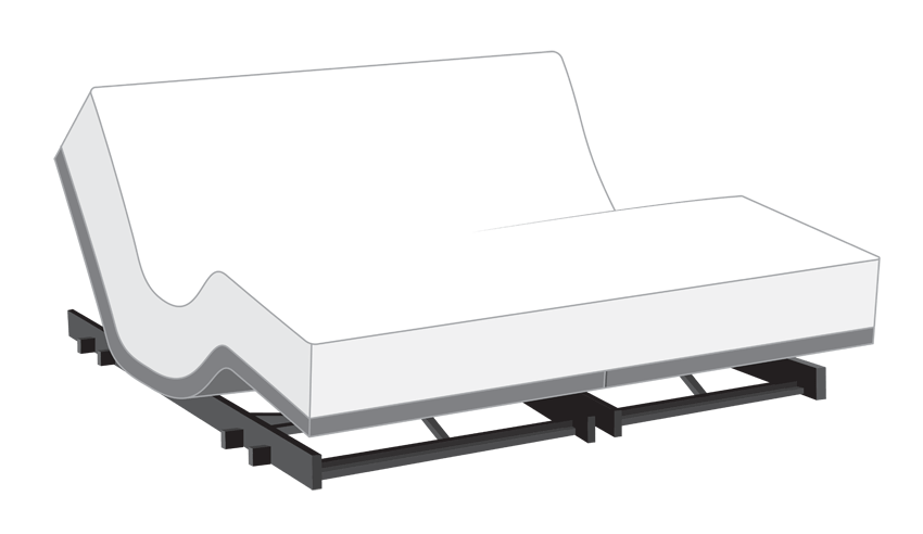 Power Bob Low Rider with Passion King Mattress