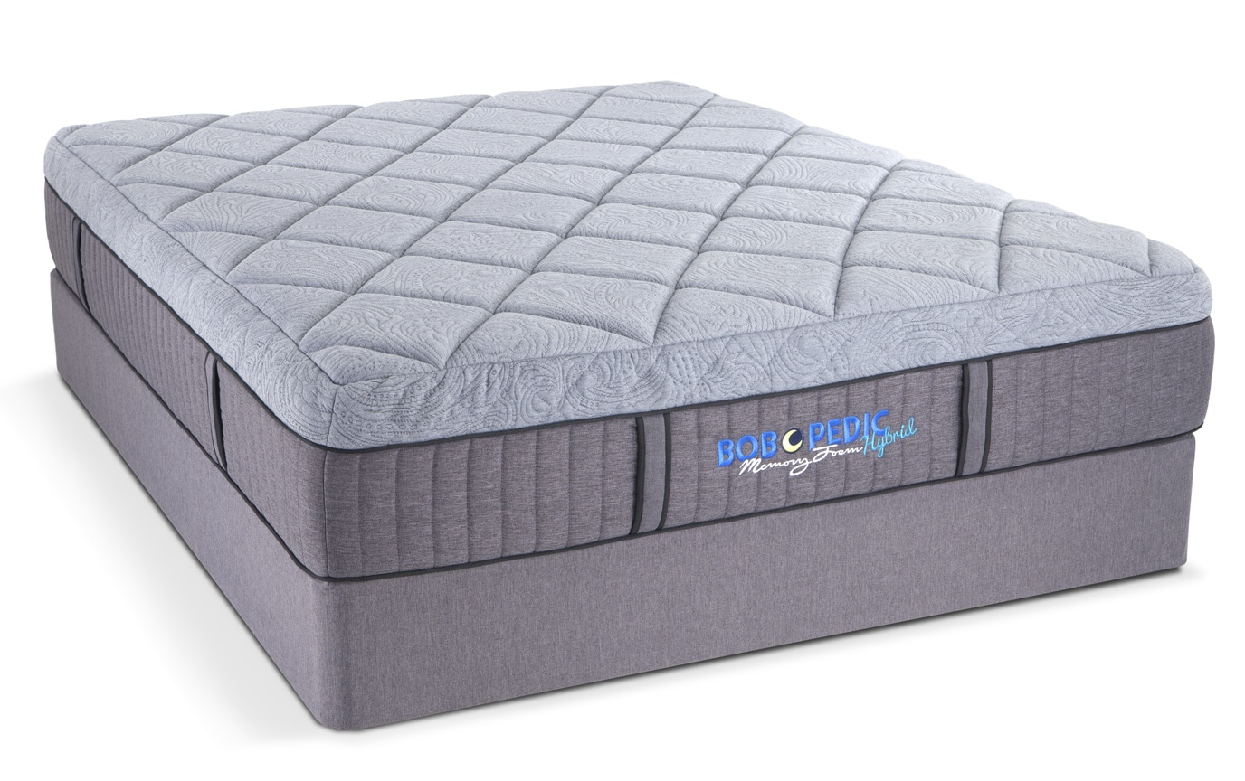 Bob-O-Pedic Hybrid Mattress Set