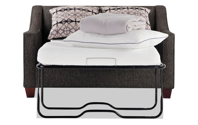 Caleb Bob-O-Pedic Gel Memory Foam Sleeper