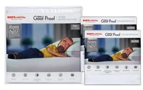 Full Basic Mattress & Pillow Protector Bundle
