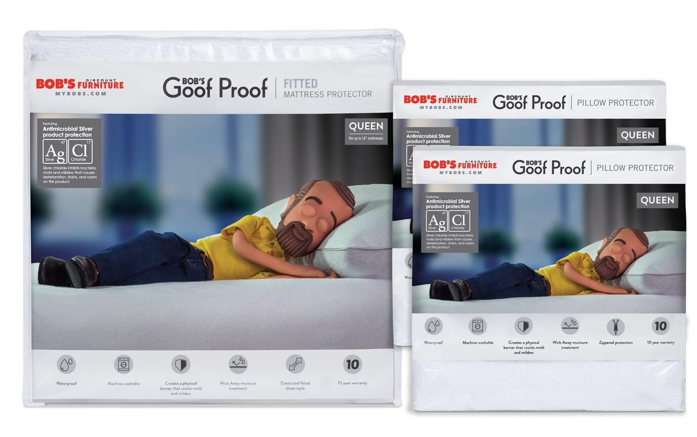 Basic Mattress and Pillow Protector Bundle