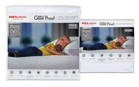 Twin XL Better Mattress and Pillow Protector Bundle
