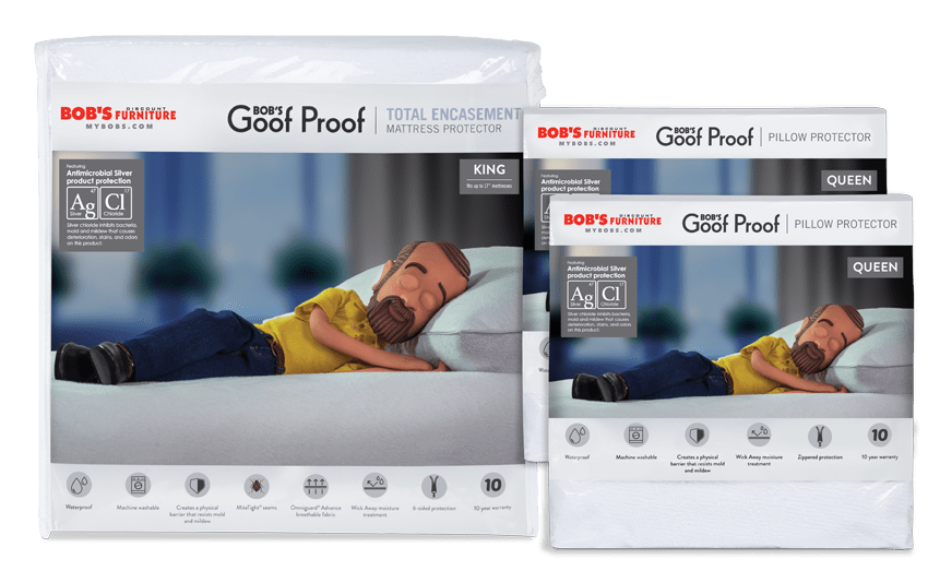 Better Mattress and Pillow Protector Bundle