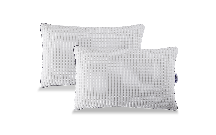 Set of two Bob-O-Pedic Classic Pillows