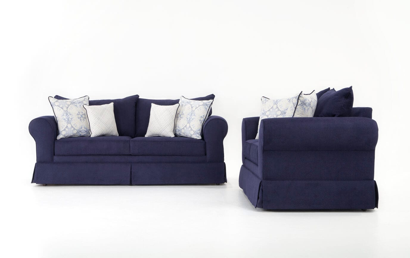 Oasis Sofa & Loveseat