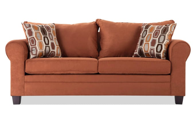 Banner Saddle Sofa