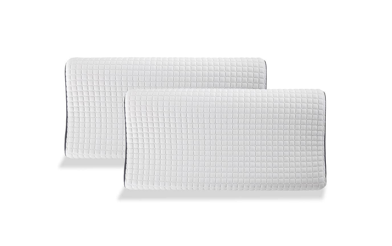 Set of 2 Bob-O-Pedic Health Pillows