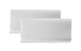 Set of 2 King Bob-O-Pedic Health Pillows