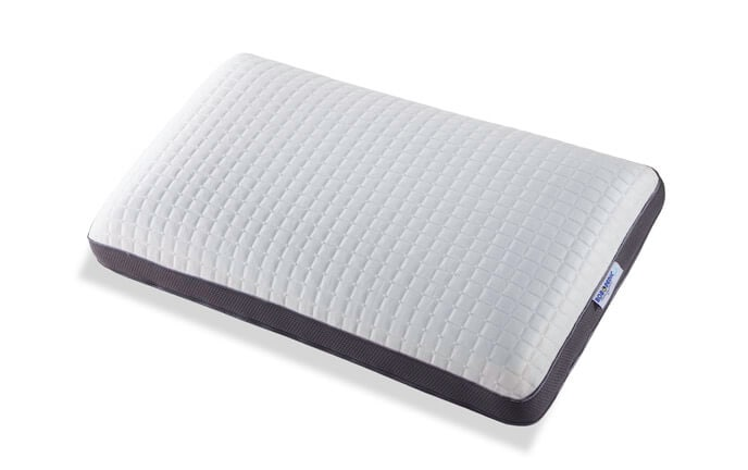 Set of 2 Bob-O-Pedic Gel Infused Pillows