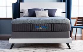 Bob-O-Pedic Hybrid Queen Standard Mattress Set