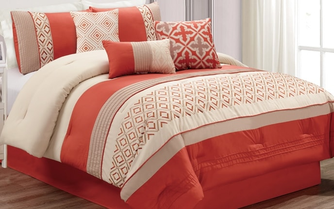 Marcella 7 Piece Comforter Set