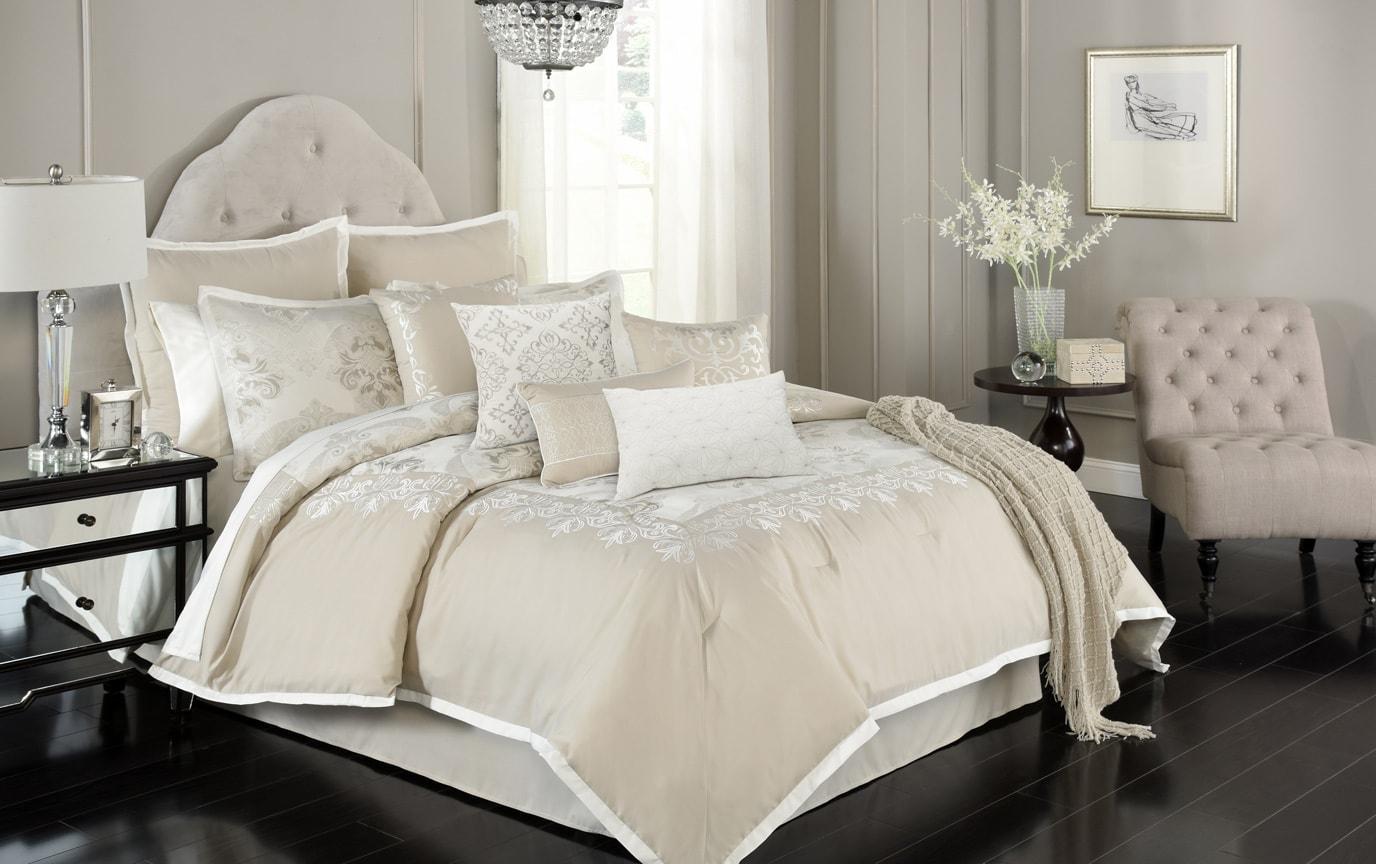 Vienna 12 Piece Comforter Set