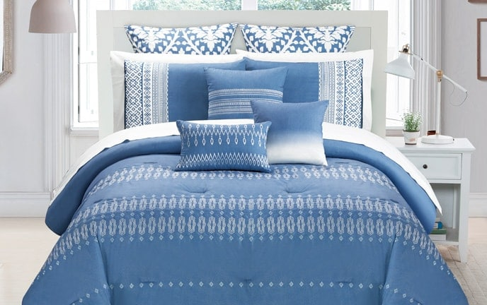 Laney 9 Piece Comforter Set