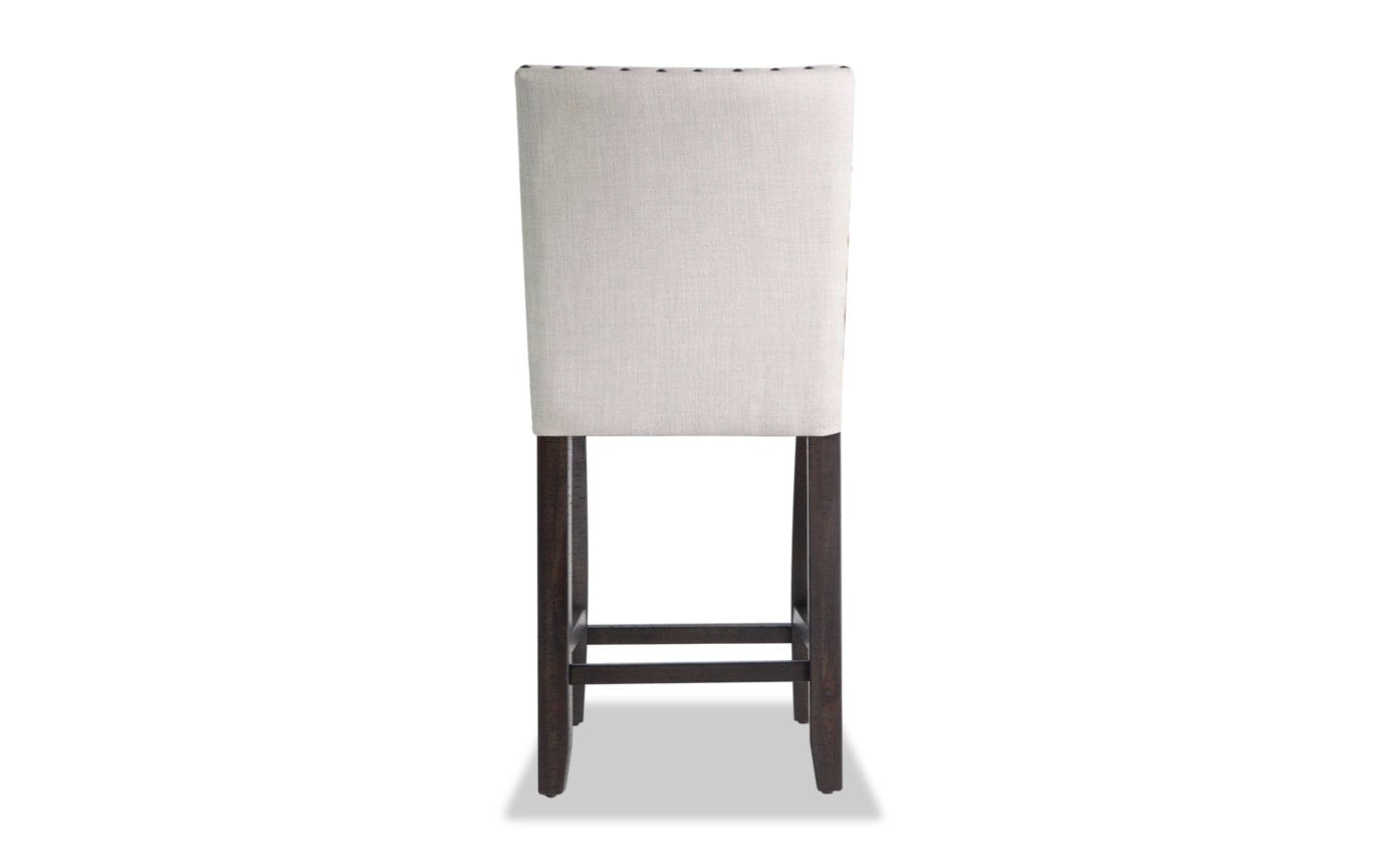 Sonoma Upholstered Counter Stool