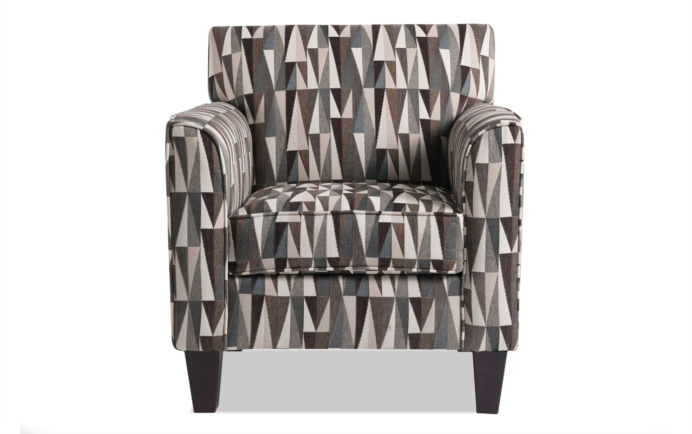 Clinton Malt Accent Chair