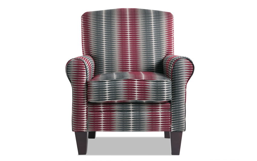 Tory Light Gray Accent Chair