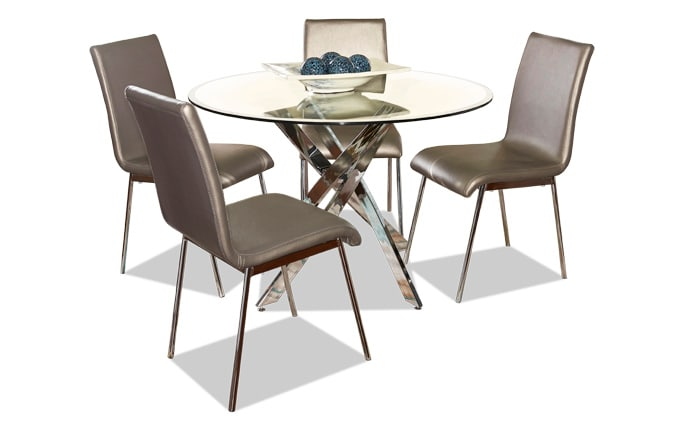 Savoy 5 Piece Dining Set