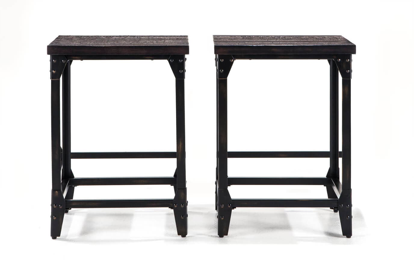 Foundry Set of 2 Stools