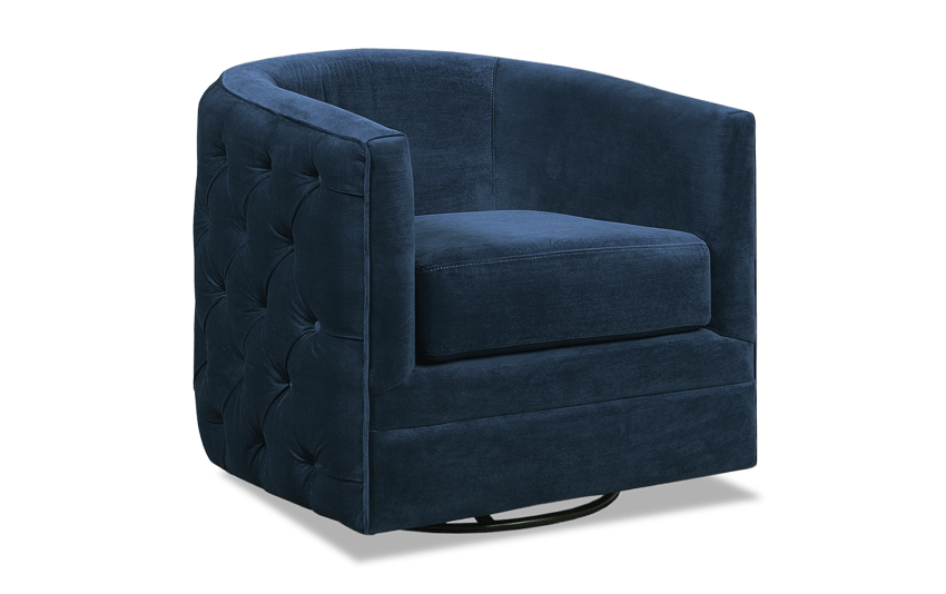 Brentwood Ink Blue Chair