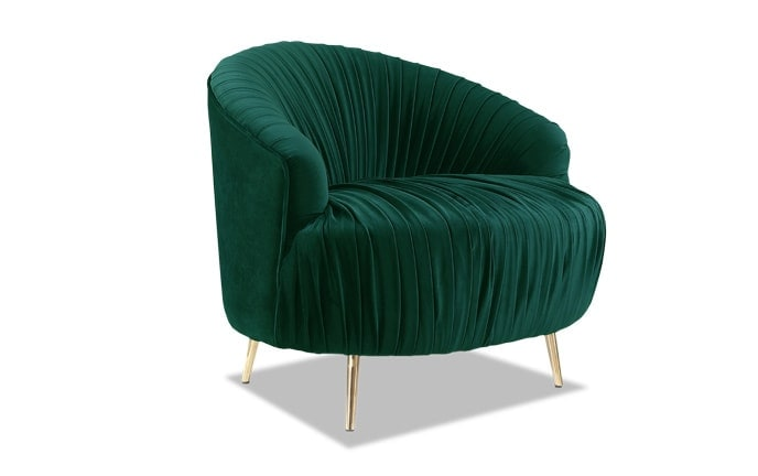 Princeton Emerald Accent Chair