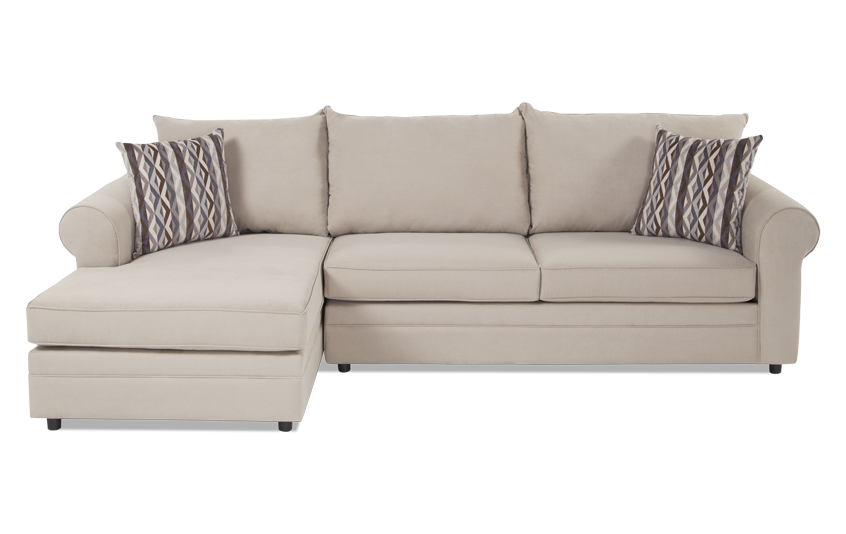 Venus 2 Piece Right Arm Facing Sectional