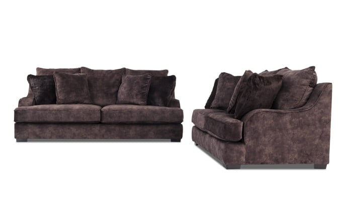 Boulevard Sofa & Loveseat