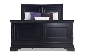 Louie Louie Twin Black Bed