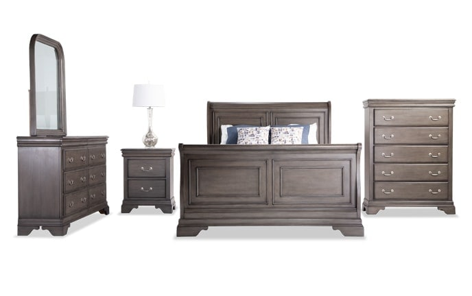 Louie Louie Bedroom Set