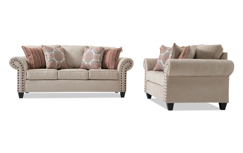 Artisan Sofa & Loveseat