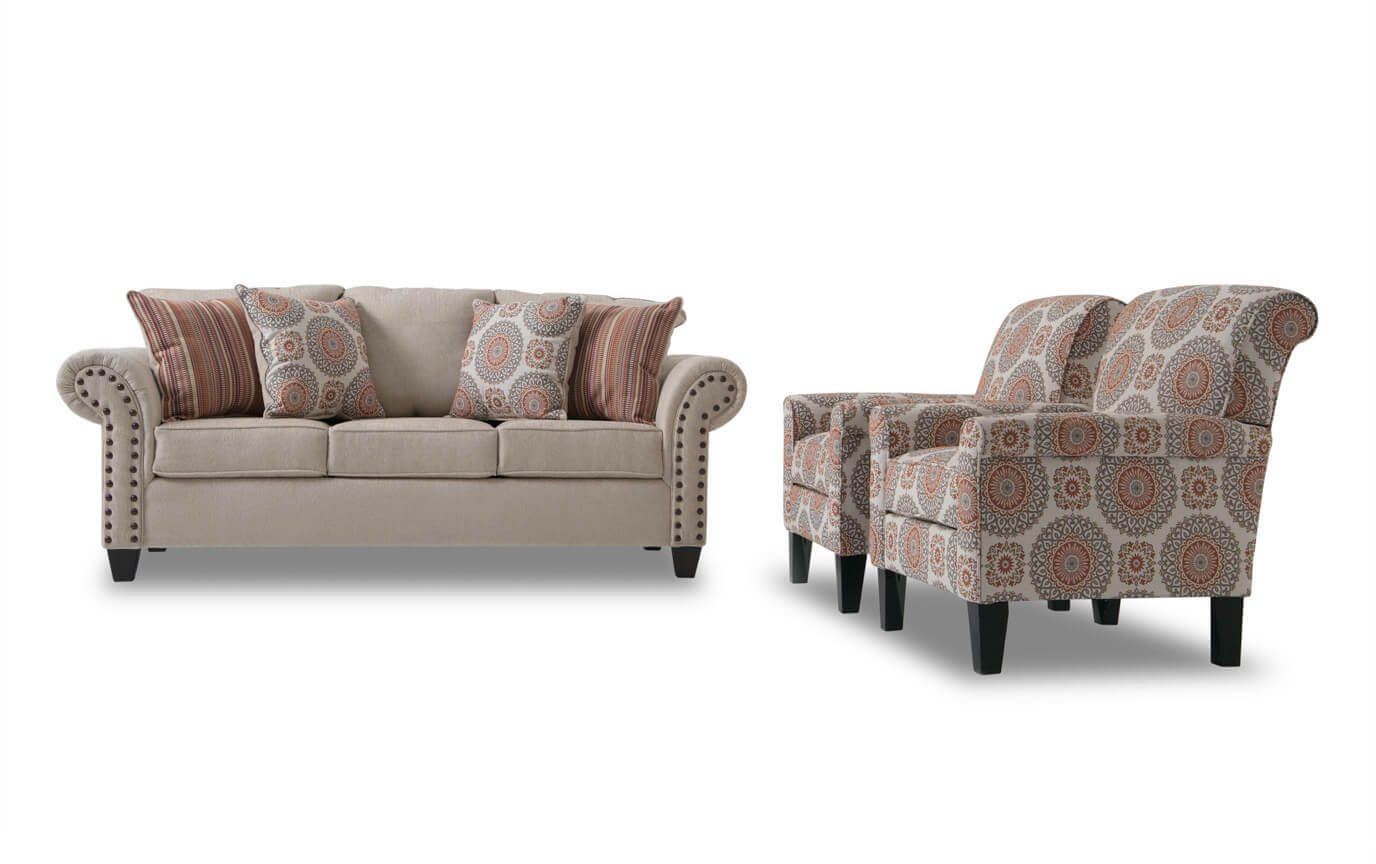 Sofa Accent Chairs