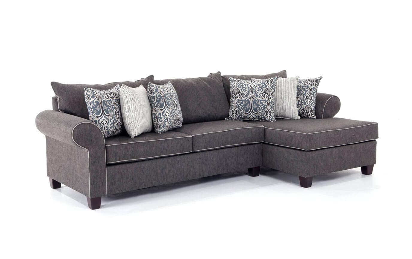 Ashton 2 Piece Left Arm Facing Sectional