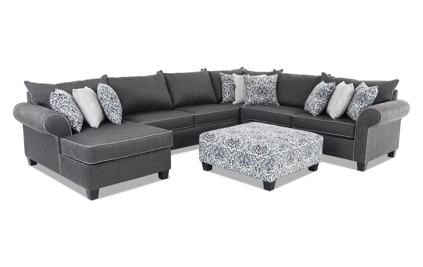 Down Sectional Sofa Filled Best Sofas With Famous Stunning ...