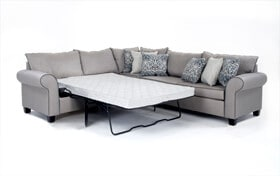 Ashton 3 Piece Innerspring Sleeper Sectional