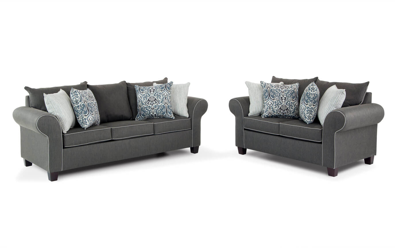 Ashton Sofa & Loveseat | Bob\'s Discount Furniture