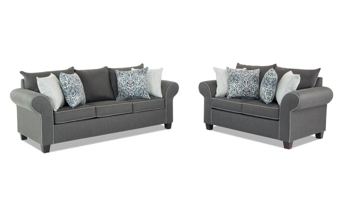 Ashton Sofa & Loveseat