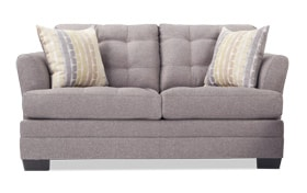 Essie Gray Loveseat