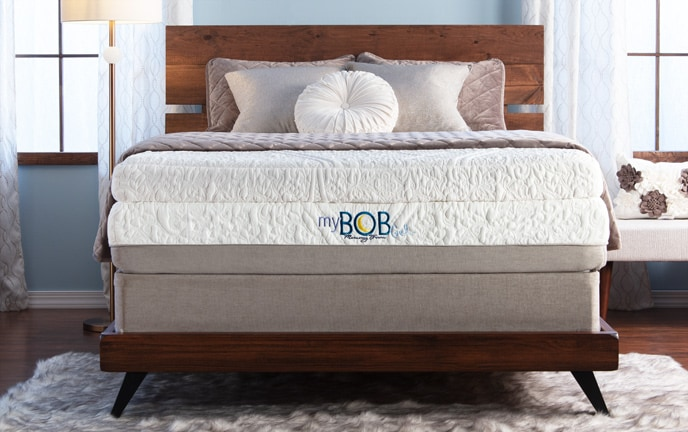 MyBob Gel Mattress Set