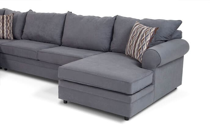 Venus 4 Piece Left Arm Facing Sectional
