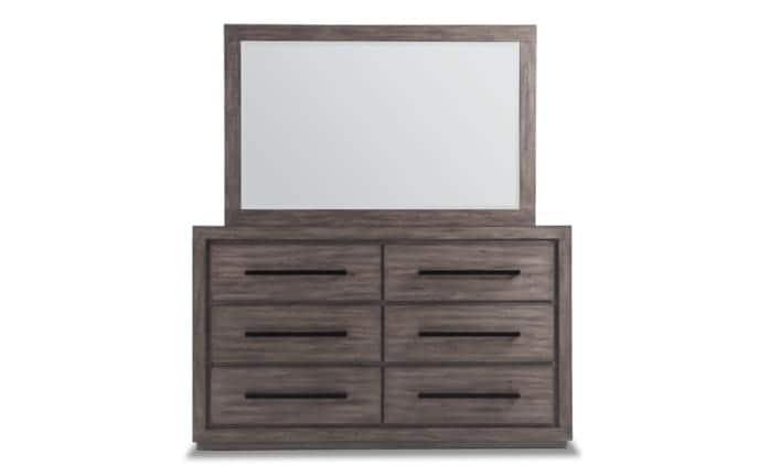 Elements Dresser & Mirror