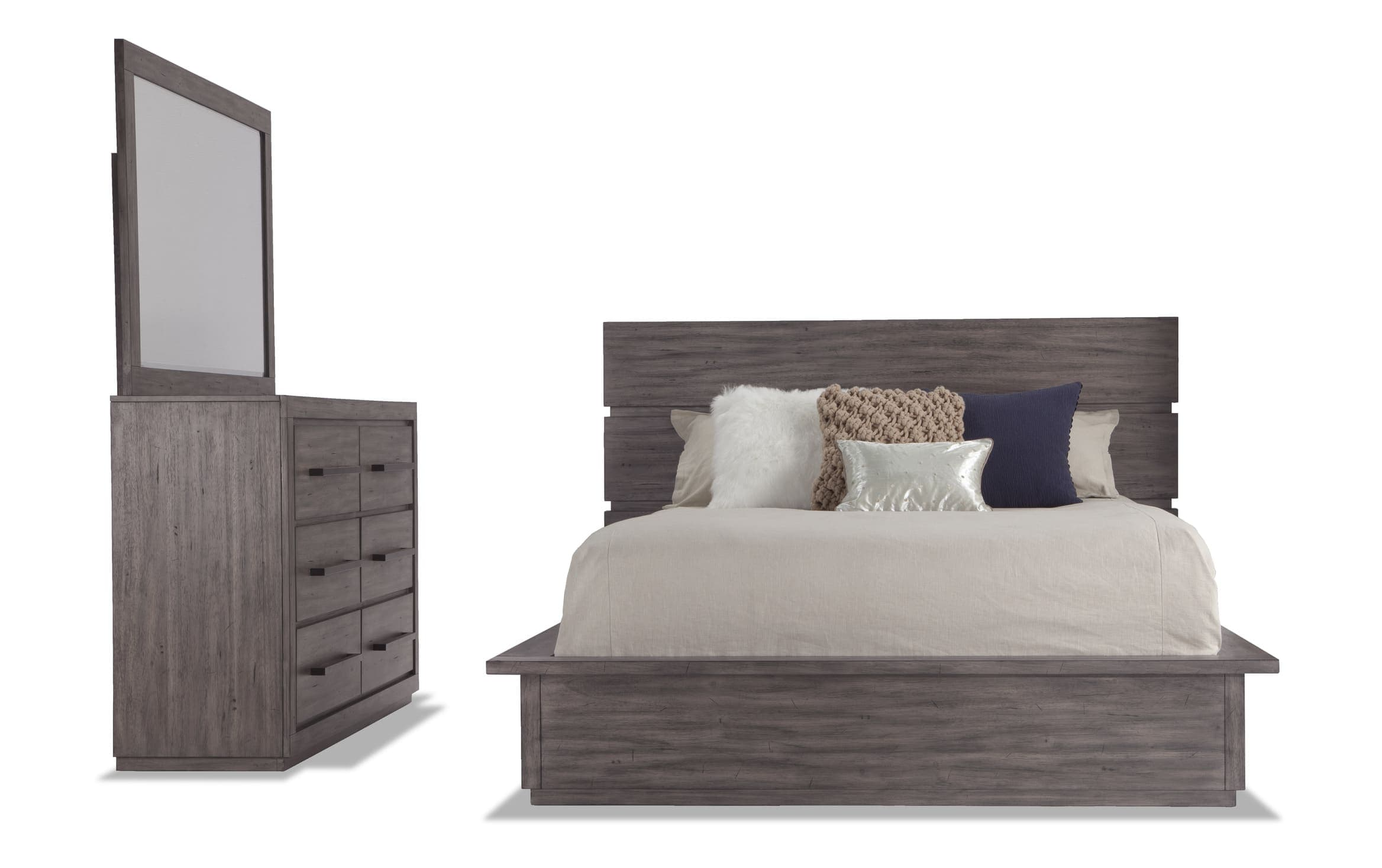 Elements Queen Bedroom Set Bobs Com